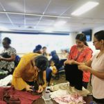STEPS Collaborate to Empower Migrant Women