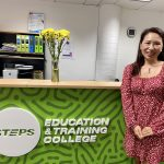 STEPS AMEP Student Diary: Yan Li