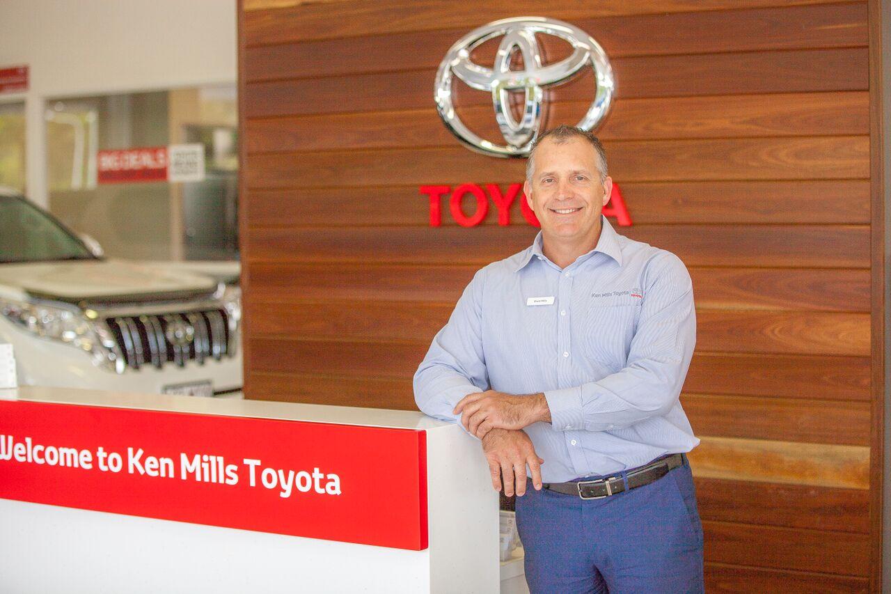Ken Mills Toyota >> Brett Mills Partnering For Change Steps Group Australia