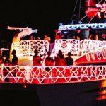 Christmas Boat Parade Mooloolaba