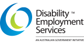 Disability Employmer Services logo