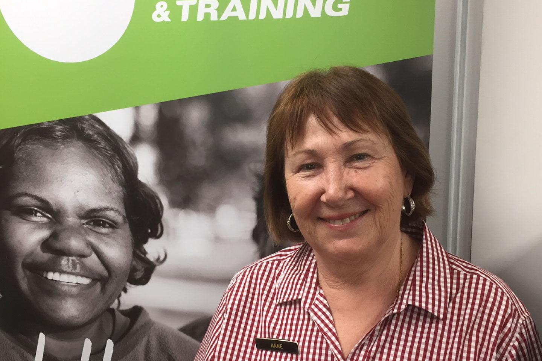 Alice Springs AMEP Trainer Anne
