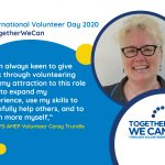 One night can make a difference: International Volunteer Day