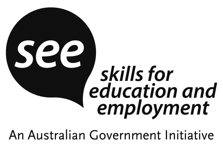 SEE | Skills for Education & Employment logo