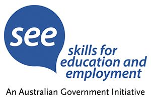 SEE Logo: Skills for Education and Employment