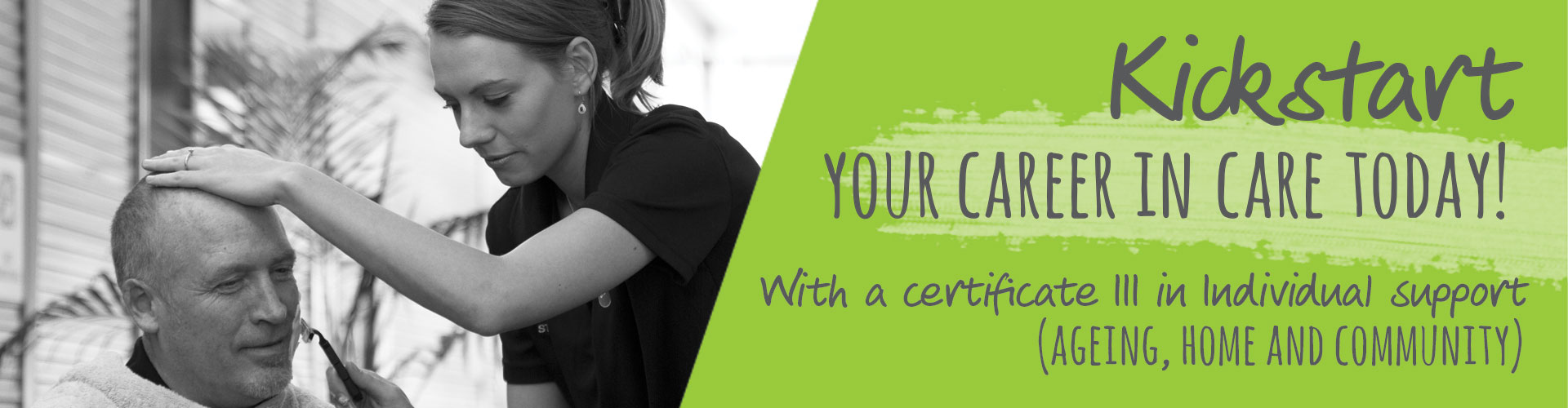 STEPS Education & Training | Certificate III in Individual Support (Ageing, Home and Community)