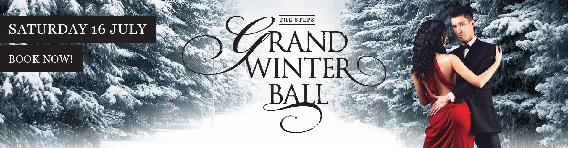 STEPS Charity | STEPS Grand Winter Ball