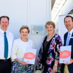 STEPS Pathways College officially opened by the Hon Jane Prentice MP